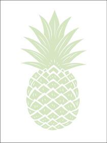 Ananas (Flera färgval)