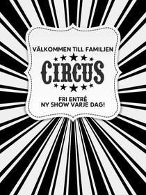 Cirkus Svart
